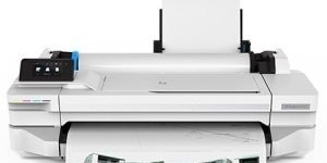 HP DESIGNJET T125 PLOTTER