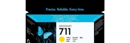 CZ132A Cartuccia HP 711 giallo 29