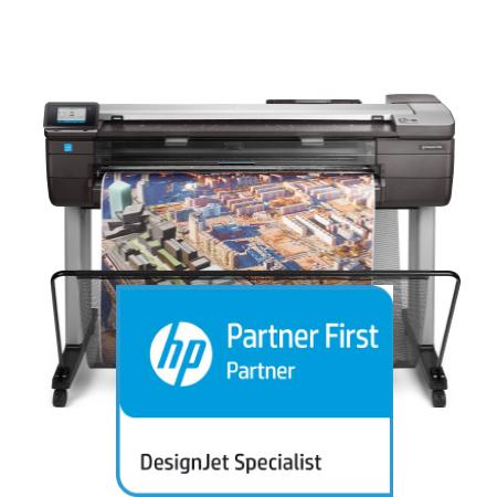 HP Plotter Designjet T830_A0