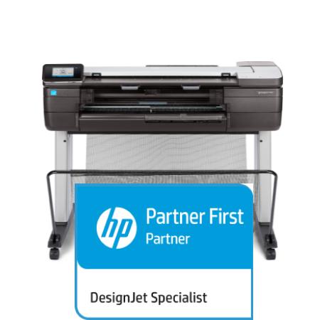 HP Plotter Designjet T830_A1