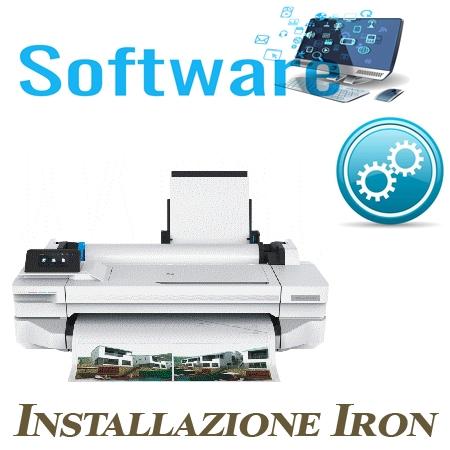 Installazione Iron