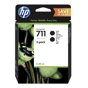 P2V31A Cartuccia HP 711 nero 80ml