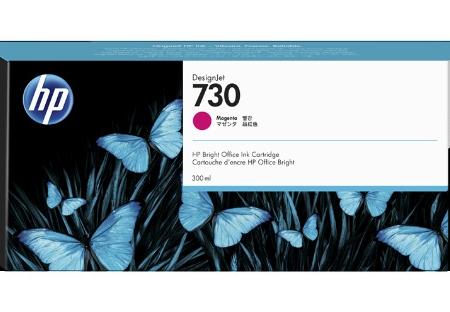 P2V69A Cartuccia HP 730 Magenta 300ml