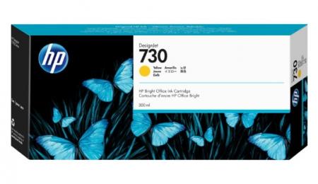 P2V70A Cartuccia HP 730 Giallo 300ml