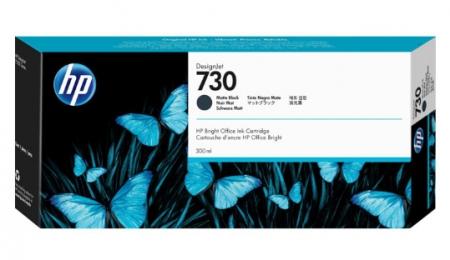 P2V71A Cartuccia HP 730 Nero Opaco 300ml