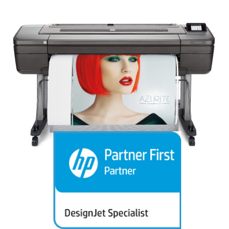 HP Plotter Designjet Z9_A1 PostScript