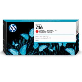 P2V81A Cartuccia HP 746 rosso cromatico