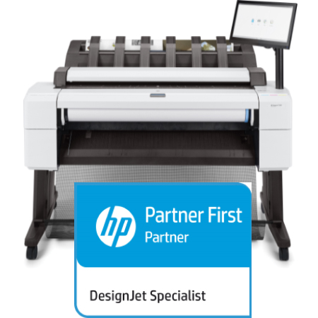 HP Plotter Designjet T2600dr