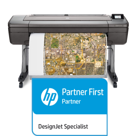 HP Plotter Designjet Z6_A1 PostScript