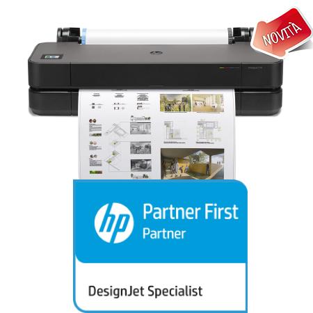 HP Plotter Designjet T250_A1_Novità