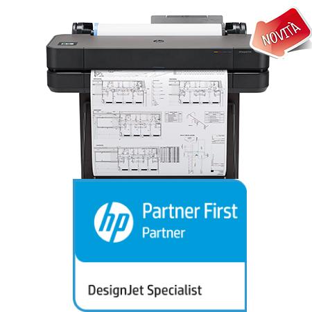 HP Plotter Designjet T650_A1_Novità